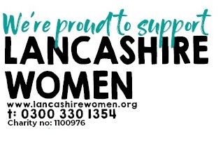 Lancashire women - supported by Safe and Insured